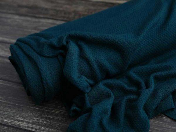 Merino Strick Wabe 260 g/m2 | See grün