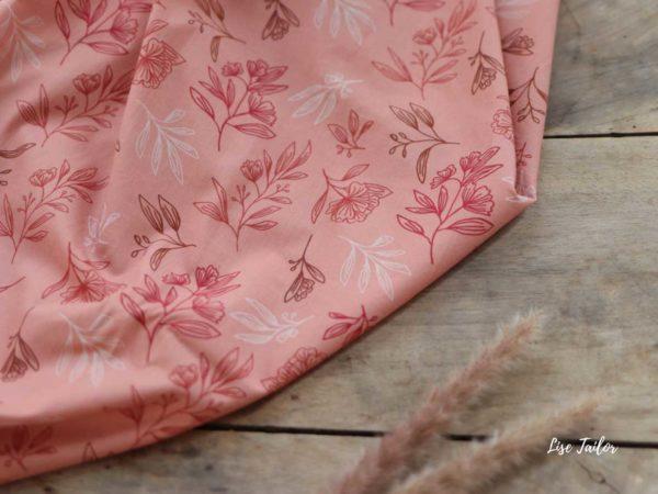 Popeline – Grace pink