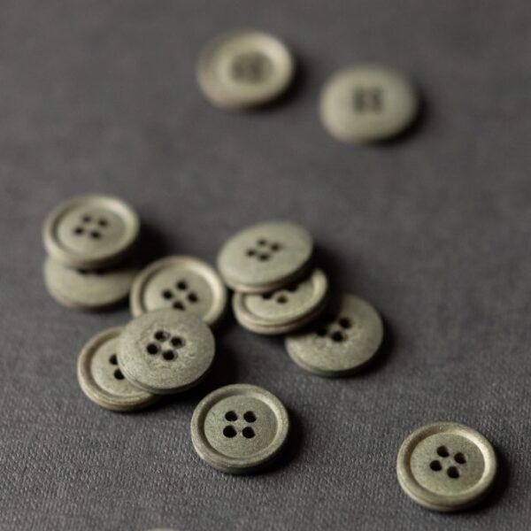Cotton Button 15mm | Knapsack
